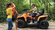 ATV Ride to the Jade Cavern, Cozumel, 4WD, ATV & Off-Road Tours