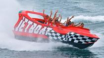 Thriller Jet Boat and Buccanos Beach Break Tour in Cozumel, Cozumel, Jet Boats & Speed Boats