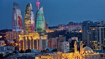 3-Hour Private Baku Night Tour, Baku, Night Tours