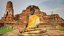 Ayutthaya Day Trip from Bangkok Including River Cruise and Lunch