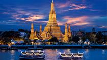 Chao Phraya River Cruise Including Buffet Dinner, Bangkok, Dinner Cruises