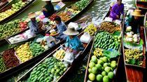 Damnoen Saduak Floating Market tour, Bangkok, Cultural Tours