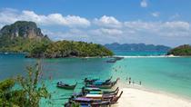 Full-Day Krabi Island-Hopping Tour by Speedboat From Phuket, Phuket, Day Cruises