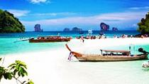 Full Day Tour to 4 Islands around Krabi by Speed Boat, クラビ