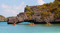 Kayaking and Snorkeling Trip at Angthong National Marine Park from Koh Samui Including Lunch, Koh...