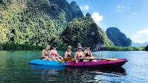 Kayaking Sunset BBQ at Ao Talan Full Day, Krabi, Cultural Tours