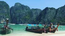 Phi Phi Island tour by speedboat and Mermaid Tail, Krabi, Jet Boats & Speed Boats
