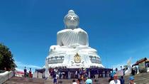 Phuket Original Discover Tour with Big Buddha & Floating Market, Phuket, Market Tours