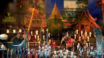 Siam Niramit Show Including Optional Buffet Dinner from Bangkok, Bangkok