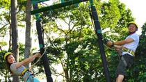 Tree Top Adventure Park Krabi including Round Trip Transfer, Krabi, 4WD, ATV & Off-Road Tours