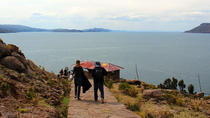 Full-Day Guided Lake Titicaca Tour: Uros Floating Islands and Taquile Island, Puno, Kayaking & ...