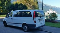 Interlaken Private Tour up to 13 persons Mountains Cows Thun Lake and Brienz Lake, Interlaken, ...