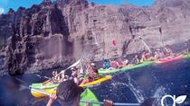 Los Gigantes Cliffs Kayak Tour in Tenerife, Tenerife, Kayaking & Canoeing