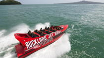 Extreme Jet Boat Ride on Auckland's Beautiful Harbour, Auckland, Bus & Minivan Tours