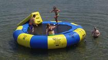Traverse Bay Water Trampoline Rental, Traverse City, Family Friendly Tours & Activities