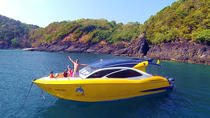 Private Racha Yai Island Diving and Snorkeling Tour by Speedboat, Phuket, Private Sightseeing Tours