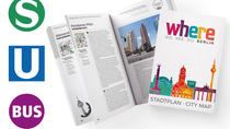 Hop-on Hop-off Sightseeing Tour with Where Berlin Pass and Guidebook, Berlin, Sightseeing & City...