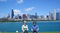 Visite de Chicago en Segway, Chicago