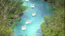 Drive and Snorkel Jungle Tour from Cancun, Cancun, Jet Boats & Speed Boats