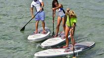 Stand Up Paddle Tour Blue Lagoon - Loutraki Bay, Crete