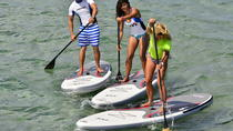 SUP and Snorkeling Tour Blue Lagoon - Loutraki Bay, Crete, Stand Up Paddleboarding
