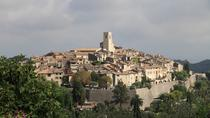 Private Provence Tour von Nizza: Tourettes sur Loup, Gourdon, Grasse, Nizza