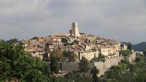 Private Tour of Provence Countryside: Saint Paul de Vence, Tourettes sur Loup, Gourdon and Grasse ...