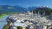 Private Tour of City of Salzburg and Lake district area, Salzburg, Walking Tours