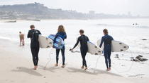 Surf Camping Trip, Los Angeles, Hiking & Camping