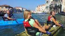 Kayak Tour of Venice, Venedig