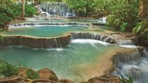 Kuang Si Falls Chicken and Bamboo Sticky Rice Picnic Full Day Tour Join in, Luang Prabang, Day ...