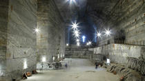 Salt Mine, Mud Volcanoes, and Wine Tasting Private Day Tour from Bucharest, Bucharest, Day Trips