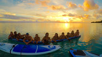 Fire on Water Night Paddling Tour in Rarotonga, Rarotonga, Stand Up Paddleboarding