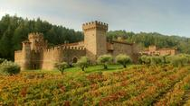 Napa Wine Tour From San Francisco with Castello Di Amorosa Including Lunch, San Francisco, null