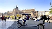 Krakow Sightseeing in Retro Car