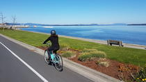 Vancouver Island Cycling Tour including Lunch and Wine Tasting, Vancouver, Day Trips