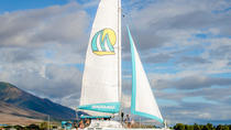 Private Maui Catamaran Sailboat Charter from Kaanapali, Maui, Custom Private Tours