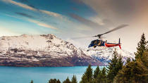 Southern Glacier Experience Helicopter Flight from Queenstown, Queenstown