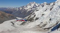 Twin Glacier Helicopter Flight departing Fox Glacier, Franz Josef & Fox Glacier, Helicopter ...