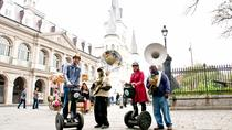 New Orleans French Quarter Segway Tour, New Orleans, Hop-on Hop-off Tours