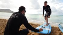 2-Hour Private Surfing Lesson, Oahu, Stand Up Paddleboarding