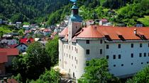 Idrija Half Day Excursion: UNESCO Town including Castle and Mine Tour from Ljubljana, Ljubljana, ...