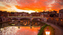 Romantic Sunset Aperitif in Jewish Ghetto, Rome, City Tours