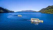 Tarawera and Lakes Sightseeing Tour with Duck Cruise, ロトルア