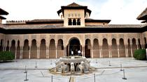 Alhambra Ticket with Audio Guide including Nasrid Palaces , Granada, Audio Guided Tours