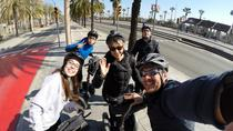 Barcelona 3-hour Segway Tour, Barcelona, Full-day Tours