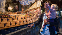 Guided Tour of the Vasa Museum, Stockholm, City Tours