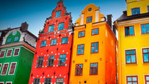 The Old Town Tour of Stockholm, Stockholm, Day Cruises