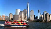 Hop-On Hop-Off Ferry with Optional Upgrade to One World Observatory and Whitney Museum, New York ...