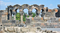 Day Tour from Yerevan including Tsitsernakaberd, Mother See Echmiadzin and Zvartnots Temple,...